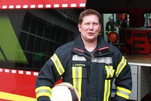 stellv. Leiter der Feuerwehr Jörg Dobernig