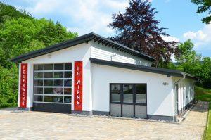 Feuerwehrgerätehaus Wirme Quelle: Archifaktur Lennestadt