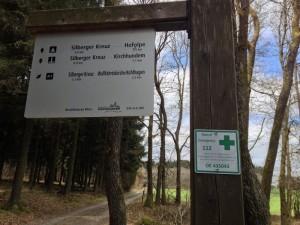 Rettungspunkt Brachthausen West II überarbeitet